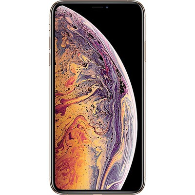 Apple iPhone XS Max 512GB Gold Unlocked - Sim-Free Mobile Phone