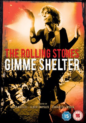The Rolling Stones - Gimme Shelter - DVD - musicMagpie Store