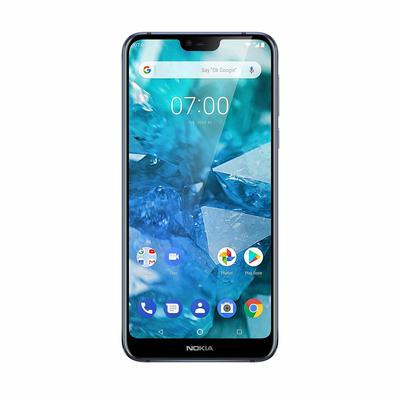 Nokia 71 32GB Gloss Midnight Blue Unlocked - Sim-Free Mobile Phone