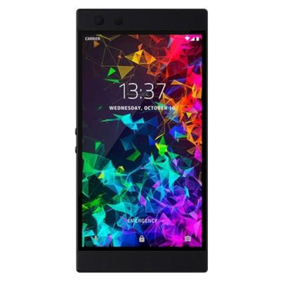 Razer Phone 2 64GB Mirror Black Unlocked - Sim-Free Mobile Phone