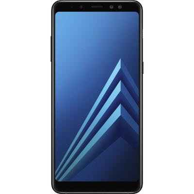 Samsung Galaxy A8 2018 64GB Black Unlocked - Sim-Free Mobile Phone