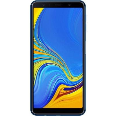 Samsung Galaxy A7 2018 64GB Blue Unlocked - Sim-Free Mobile Phone