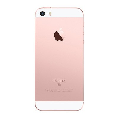 Apple Iphone Se 64gb Rose Gold Vodafone Good Musicmagpie
