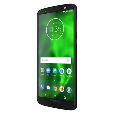 Motorola Moto G6 32GB Black Unlocked - Sim-Free Mobile Phone