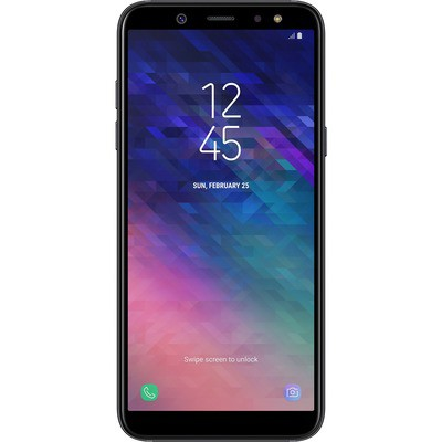 Samsung Galaxy A6 2018 32GB Black Unlocked - Sim-Free Mobile Phone