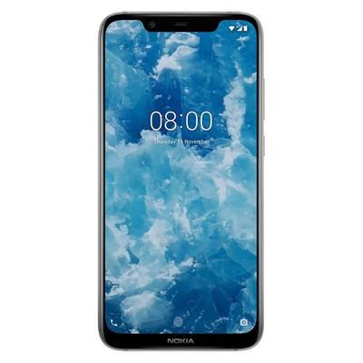 Nokia 81 64GB Steel Unlocked - Sim-Free Mobile Phone