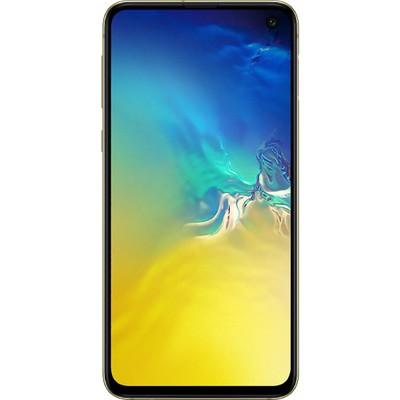 Samsung Galaxy s10e 128GB Canary Yellow Unlocked - Sim-Free Mobile Phone