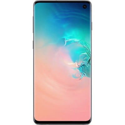 Samsung Galaxy s10 128GB Prism White Unlocked - Sim-Free Mobile Phone