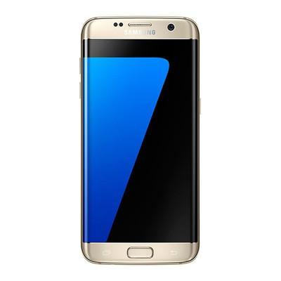 Samsung Galaxy S7 Edge 32GB Gold Unlocked - Sim-Free Mobile Phone