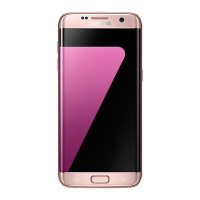 Samsung Galaxy S7 Edge 32GB Pink Gold Unlocked - Sim-Free Mobile Phone