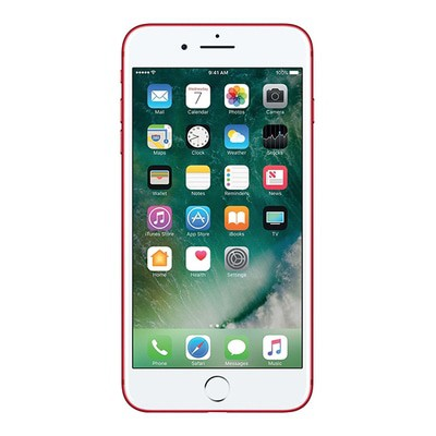 Apple iPhone 7 Plus 256GB Red Unlocked - Sim-Free Mobile Phone