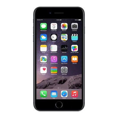 Apple iPhone 7 Plus 256GB Black Unlocked - Sim-Free Mobile Phone