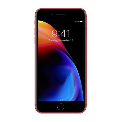 Apple iPhone 8 Plus 256GB Red Unlocked - Sim-Free Mobile Phone