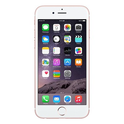 Apple iPhone 6s Plus 128GB Rose Gold Unlocked - Sim-Free Mobile Phone