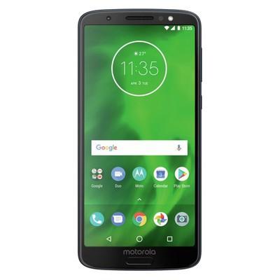 Motorola Moto G6 Plus 64GB Indigo Unlocked - Sim-Free Mobile Phone