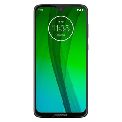 Motorola Moto G7 64GB Ceramic Black Unlocked - Sim-Free Mobile Phone