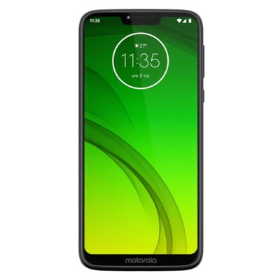 Motorola Moto G7 Power 64GB Ceramic Black Unlocked - Sim-Free Mobile Phone