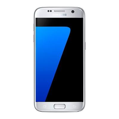 Samsung Galaxy S7 32GB Silver Unlocked - Sim-Free Mobile Phone