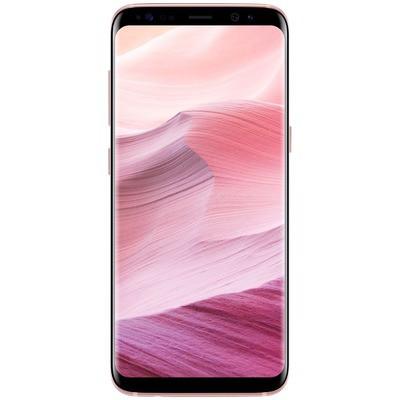 Samsung Galaxy S8 64GB Rose Pink Unlocked - Sim-Free Mobile Phone