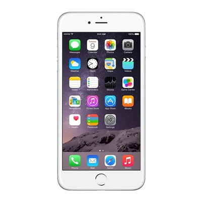 Apple iPhone 6 Plus 128GB Silver Unlocked - Sim-Free Mobile Phone
