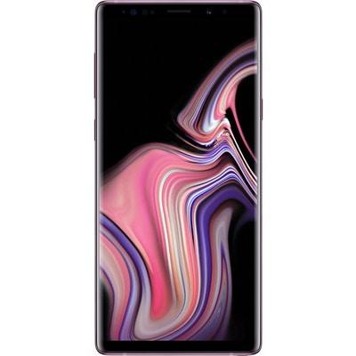 Samsung Galaxy Note 9 512GB Lavender Purple Unlocked - Sim-Free Mobile Phone