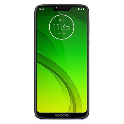 Motorola Moto G7 Power 64GB Iced Violet Unlocked - Sim-Free Mobile Phone