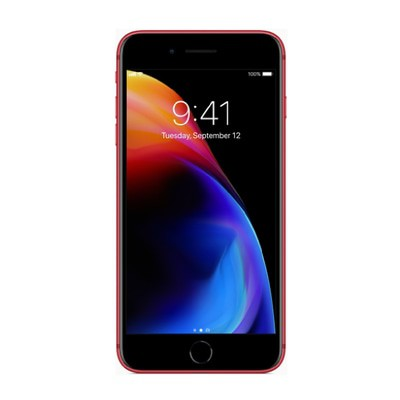 Apple iPhone 8 64GB Red Unlocked - Sim-Free Mobile Phone