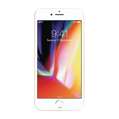 Apple iPhone 8 256GB Gold Unlocked - Sim-Free Mobile Phone