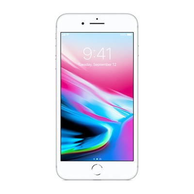 Apple iPhone 8 256GB Silver Unlocked - Sim-Free Mobile Phone