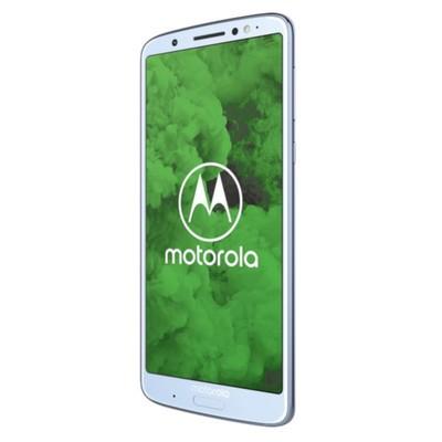 Motorola Moto G6 64GB Silver Unlocked - Sim-Free Mobile Phone