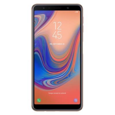 Samsung Galaxy A7 2018 64GB Gold Unlocked - Sim-Free Mobile Phone