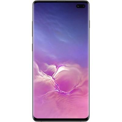 Samsung Galaxy s10+ 128GB Prism Black Unlocked - Sim-Free Mobile Phone
