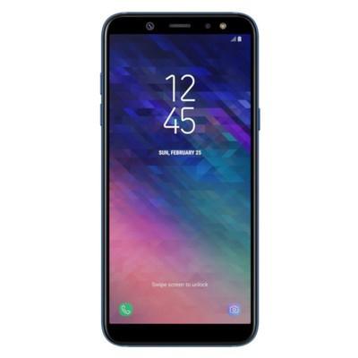 Samsung Galaxy A6 2018 32GB Blue Unlocked - Sim-Free Mobile Phone