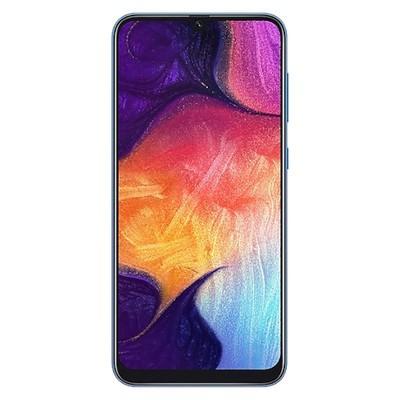 Samsung Galaxy A50 128GB Blue Unlocked - Sim-Free Mobile Phone