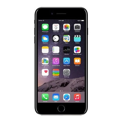 Apple iPhone 7 32GB Jet Black Unlocked - Sim-Free Mobile Phone