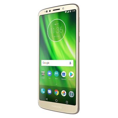 Motorola Moto G6 Play 32GB Gold Unlocked - Sim-Free Mobile Phone