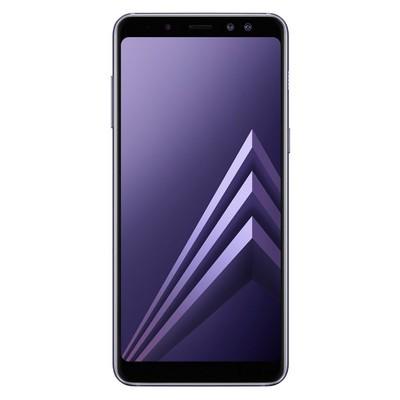 Samsung Galaxy A8 2018 64GB Grey Unlocked - Sim-Free Mobile Phone