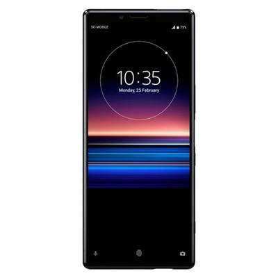 Sony Xperia 1 128GB Black Unlocked - Sim-Free Mobile Phone