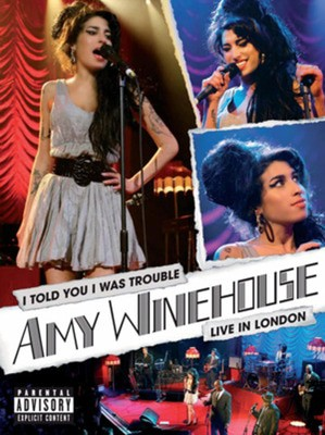 Amy Winehouse I Told You I Was Trouble - Live in London - DVD - DVD