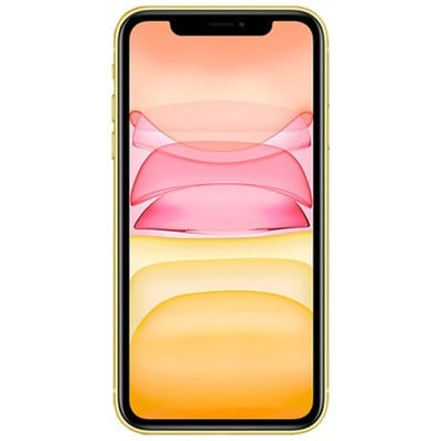 Apple iPhone 11 128GB Yellow Unlocked - Sim-Free Mobile Phone