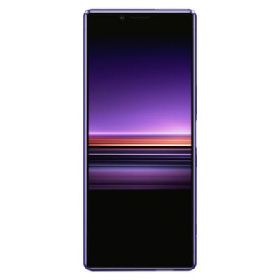 Sony Xperia 1 128GB Purple Unlocked - Sim-Free Mobile Phone