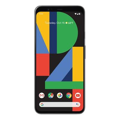 Google Pixel 4 XL 128GB Just Black Unlocked - Sim-Free Mobile Phone