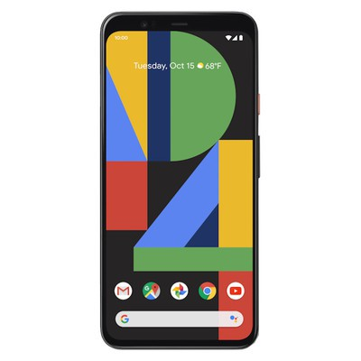 Google Pixel 4 XL 128GB Clearly White Unlocked - Sim-Free Mobile Phone