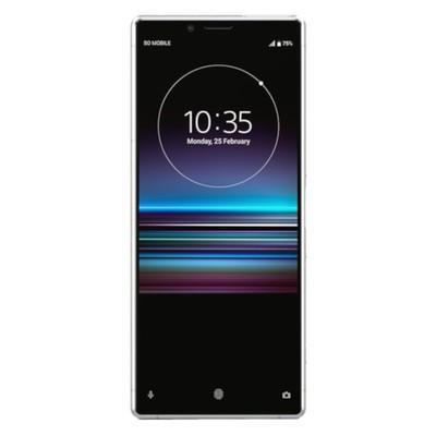 Sony Xperia 1 128GB White Unlocked - Sim-Free Mobile Phone