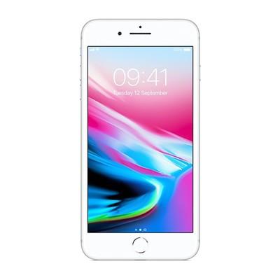 Apple iPhone 8 Plus 128GB Silver Unlocked - Sim-Free Mobile Phone