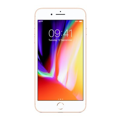 Apple iPhone 8 Plus 128GB Gold Unlocked - Sim-Free Mobile Phone