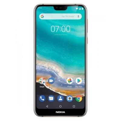 Nokia 71 32GB Gloss Steel Unlocked - Sim-Free Mobile Phone
