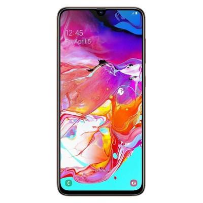 Samsung Galaxy A70 128GB Coral Unlocked - Sim-Free Mobile Phone