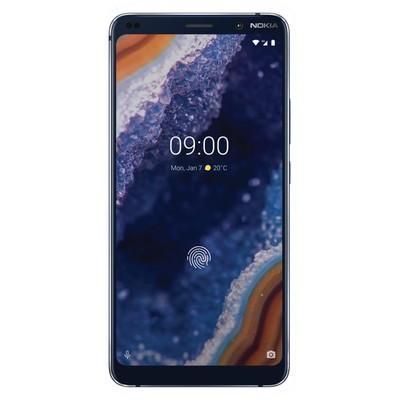 Nokia 9 PureView 128GB Midnight Blue Unlocked - Sim-Free Mobile Phone