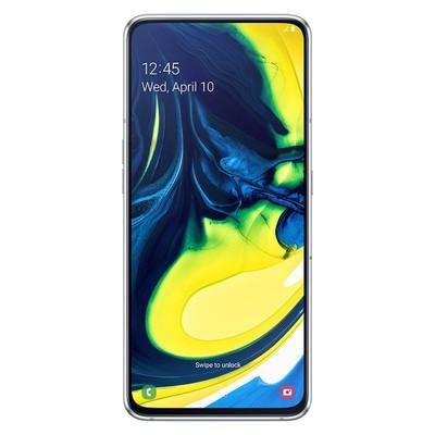 Samsung Galaxy A80 128GB Ghost White Unlocked - Sim-Free Mobile Phone